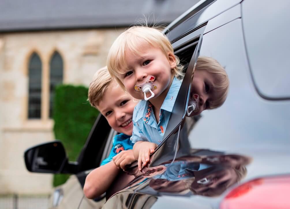 Gezinswagen grote gezinnen met 3, 4 of 5 kinderen