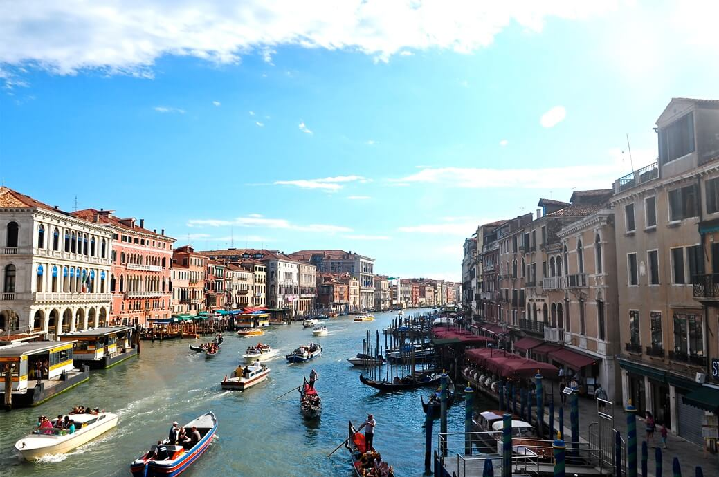 Wereldsteden Venetië