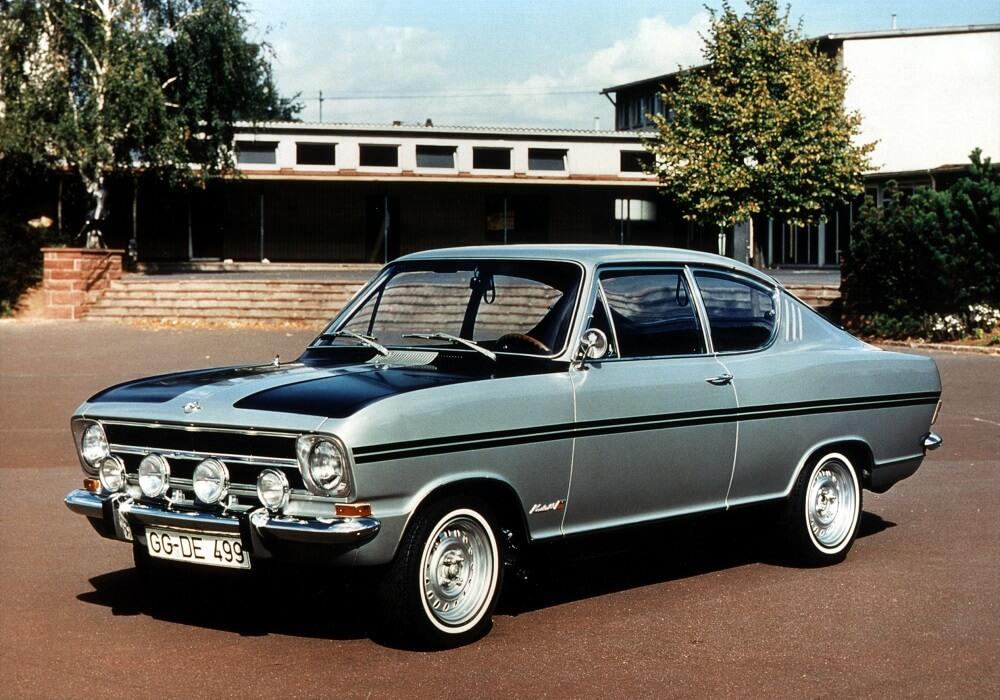 Opel Kadett Coupe Rallye 1966