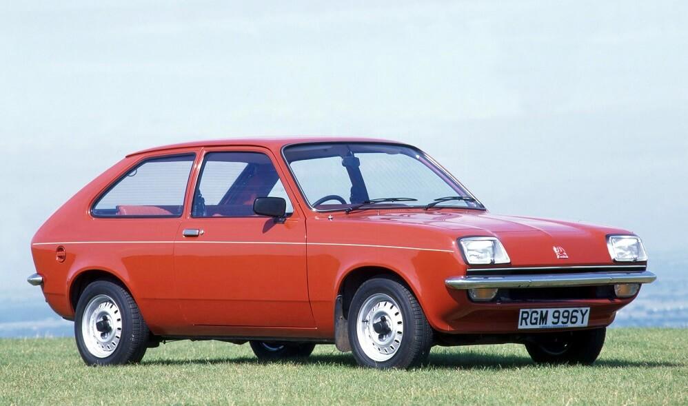 Vauxhall Chevette 1983