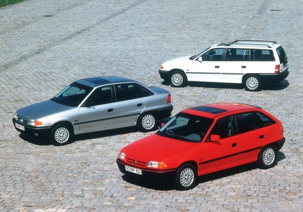 Opel Astra 1991