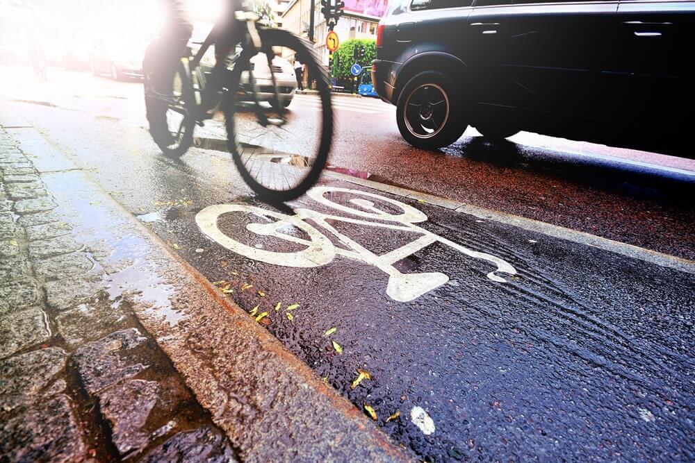 Met de fiets ben je er sneller