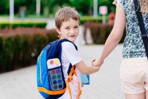 Kinderen veilig naar school