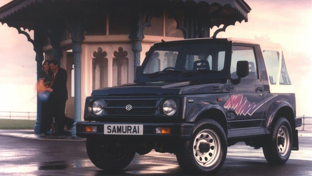 Geschiedenis Suzuki