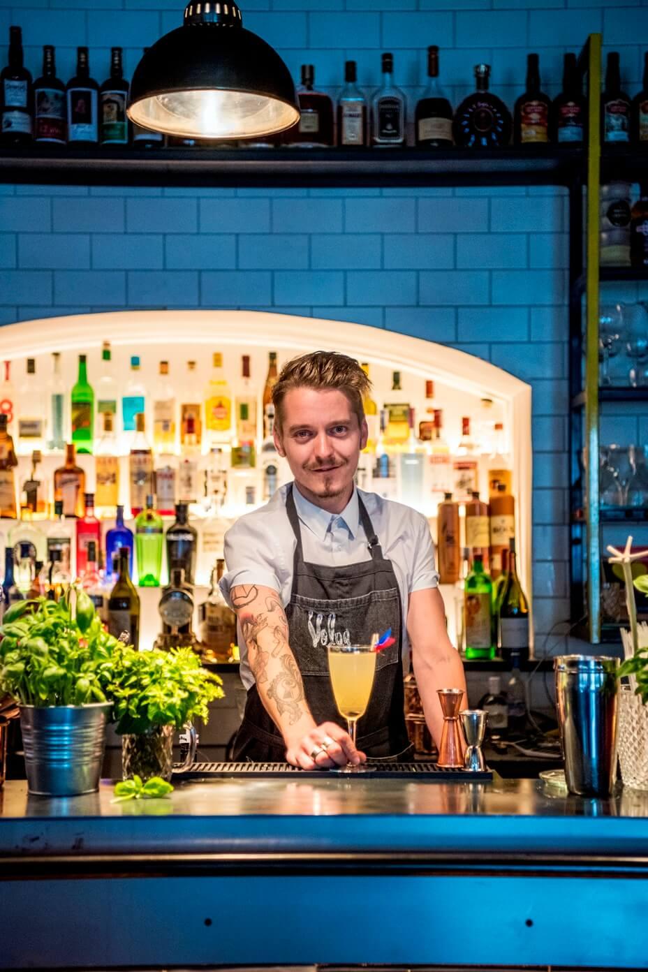 Luik cocktailbar
