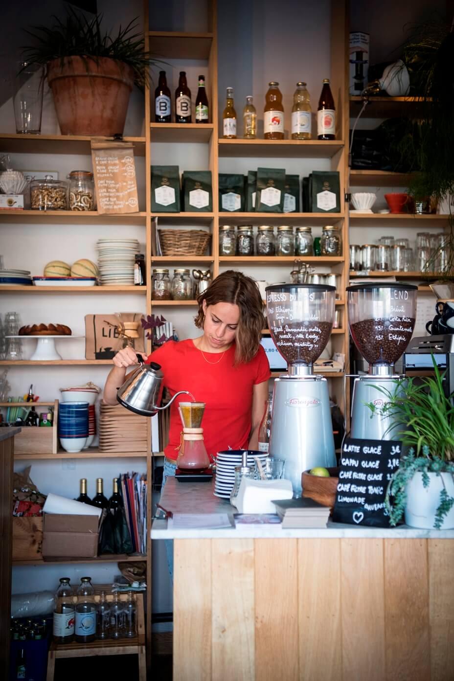 Luik koffiebar