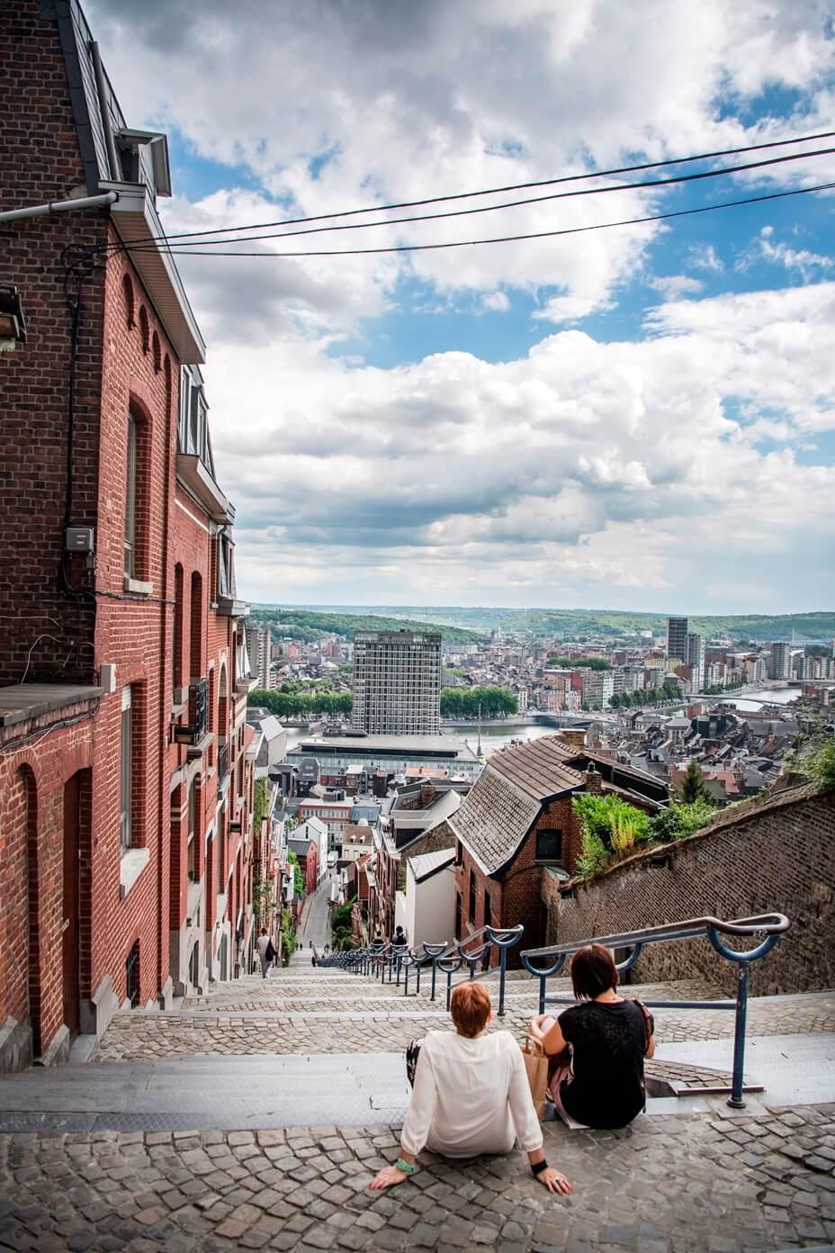 Luik uitzicht