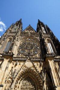Praagse Burcht kathedraal
