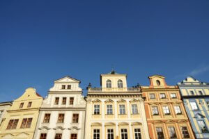 Praag oude stad