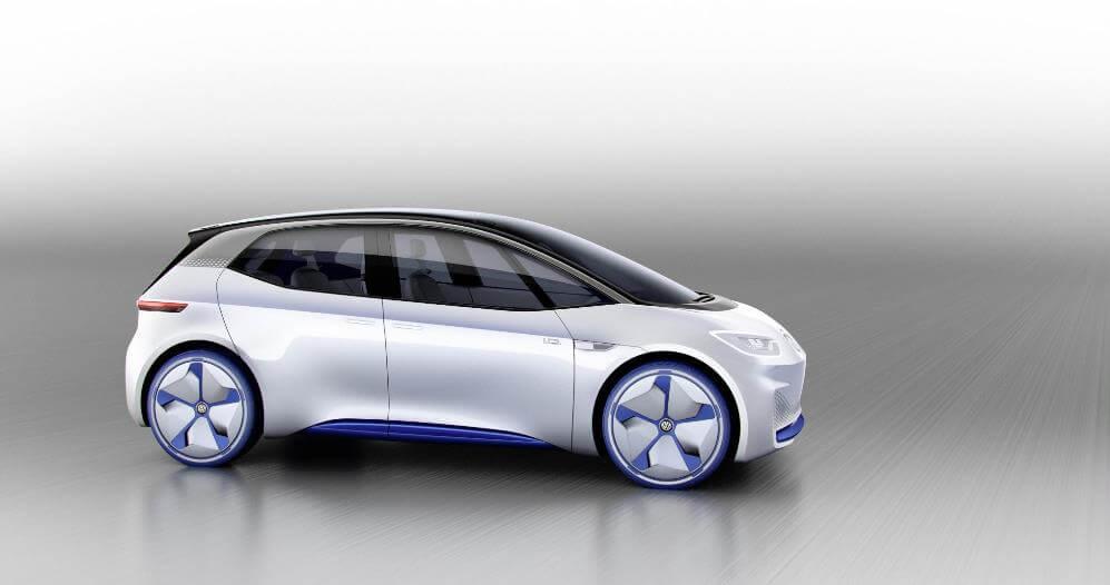 Elektrische Volkswagen I.D.