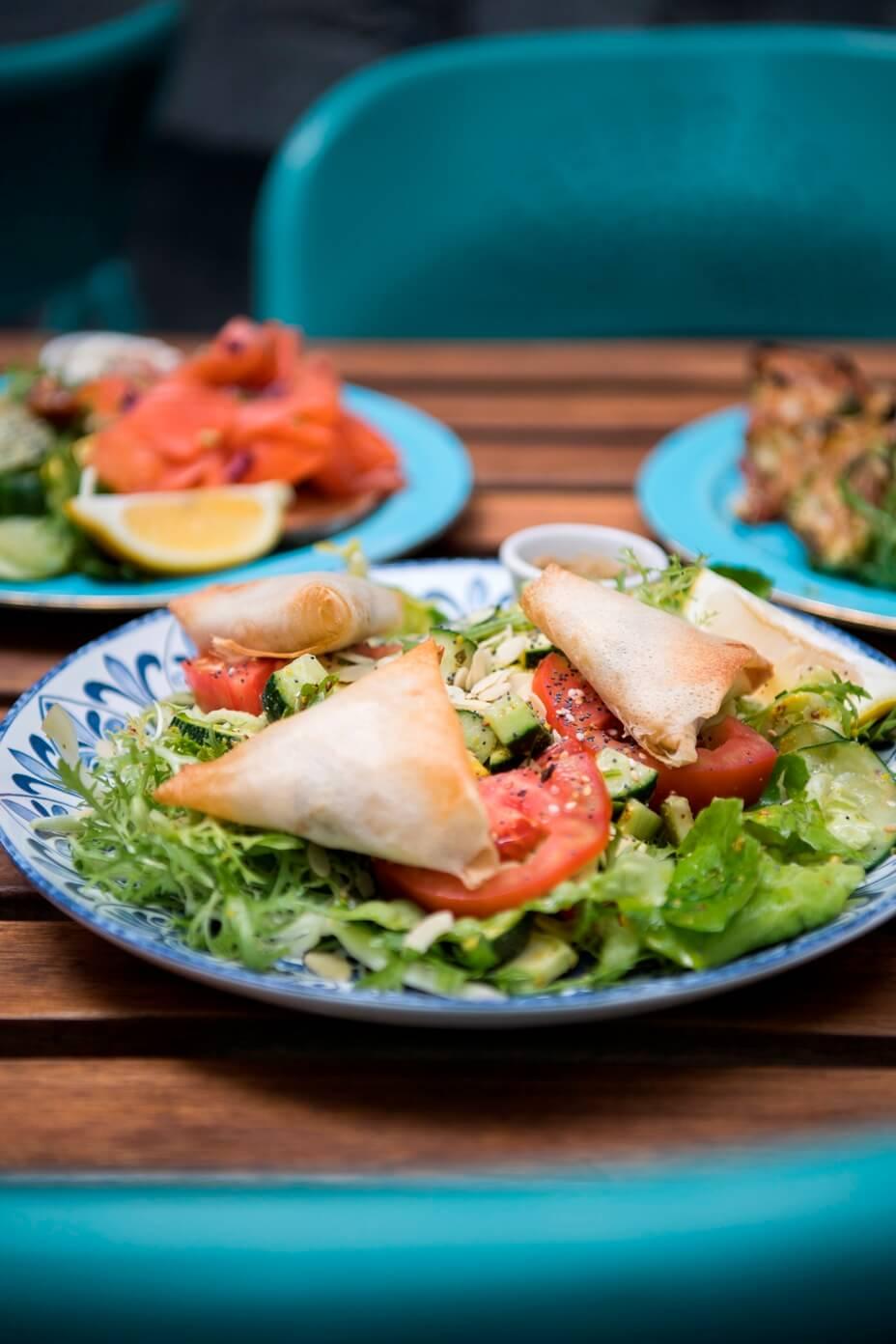 Luik restaurant