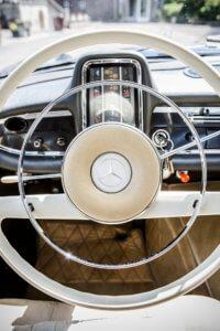 Mercedes W110 Heckflosse