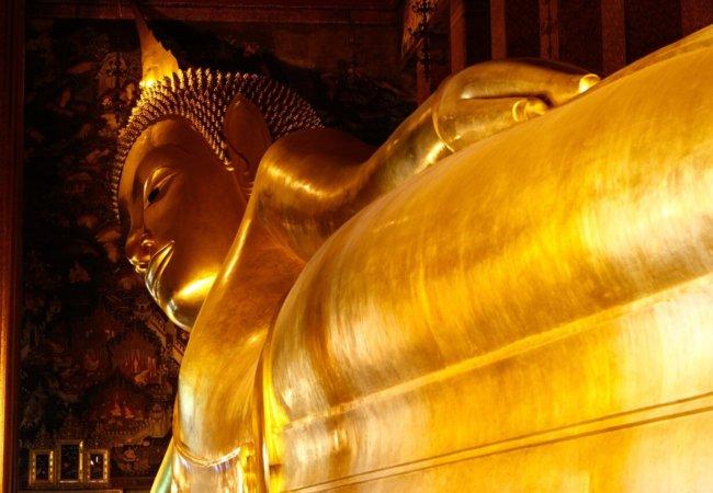 Tempel van de Liggende Boeddha
