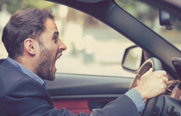Ergernissen in het verkeer