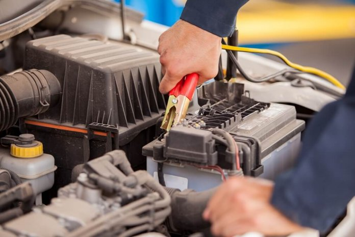 autobatterij startproblemen