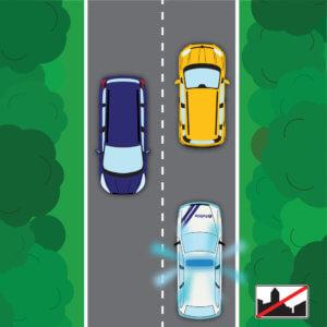 Verkeerstest gezaghebbers vraag 3