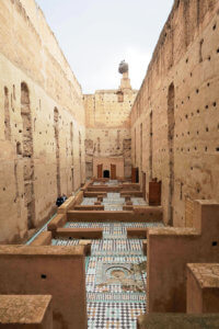 Bahiapaleis Marrakech