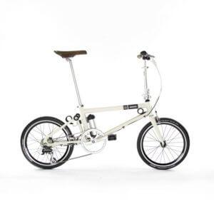 Ahooga pendelen elektrische fiets