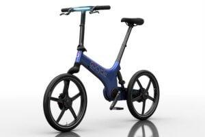 Gocycle pendelen elektrische fiets