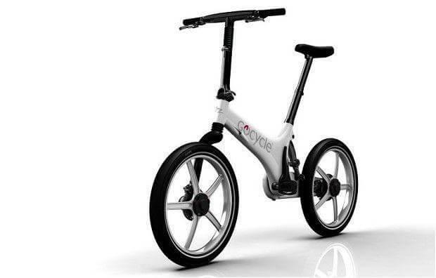 Foto Bosch pendelen elektrische fiets