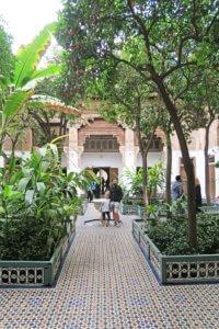 El-Badipaleis Marrakech
