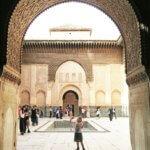 Ben Youssef Madrasa koranschool Marrakech