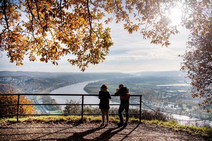 De Rijn Duitsland