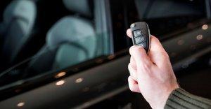 autosleutel afstandsbediening
