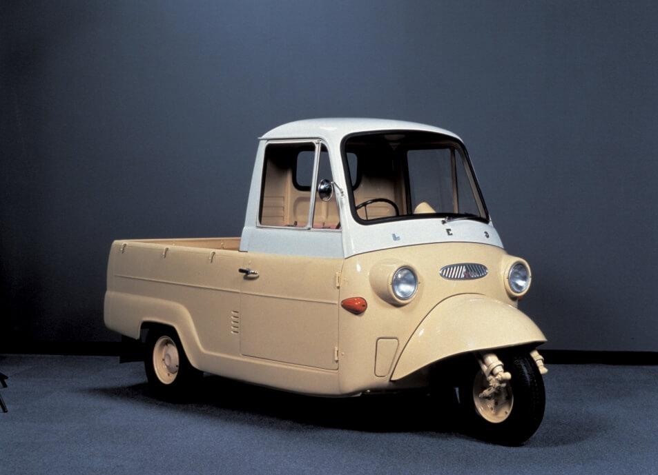 Mitsubishi 3wieler 1959