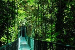 Bestemmingen huwelijksreis Costa Rica