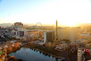 Bestemmingen huwelijksreis © Las Vegas