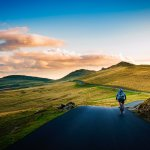 Met de fiets op reis