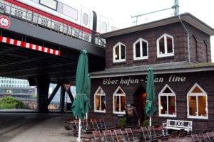 Hamburg Oberhafen Kantine