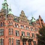 Hamburg Speicherstad