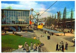 Wat te doen maart Atomium