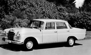 Mercedes Typ 190 Heckflosse