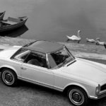 Mercedes Typ 230 SL Pagode