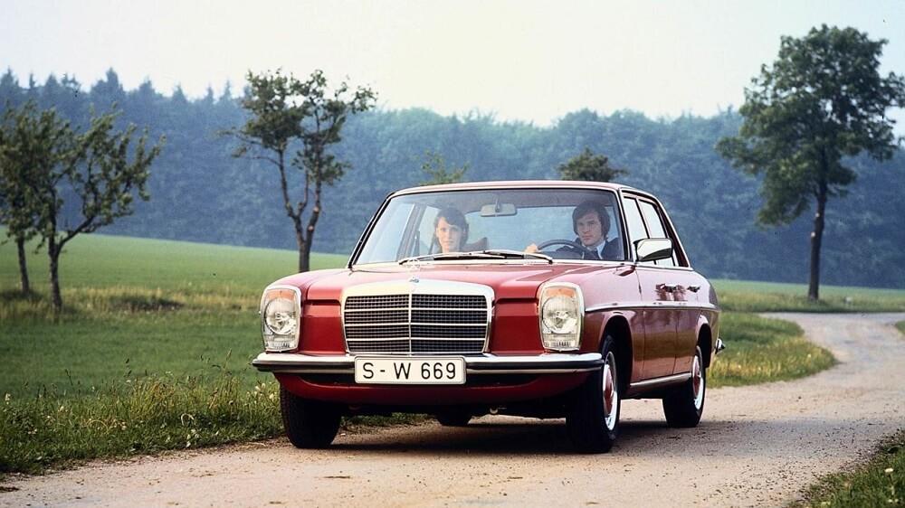 Mercedes W114/115