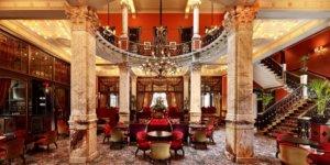 Den Haag Hotel des Indes
