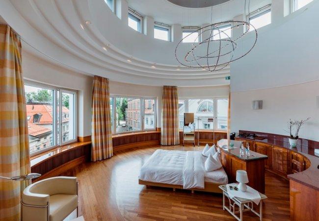 Origineel overnachten in een pop-up hotel in Zwitserse steden