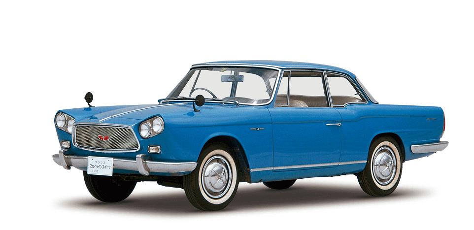Skyline 1962