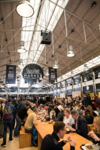 Citytrip Lissabon tips foodmarket