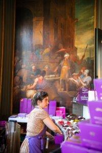 The Chocolat Line in Antwerpen