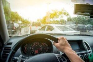 Veilig in de file rijden
