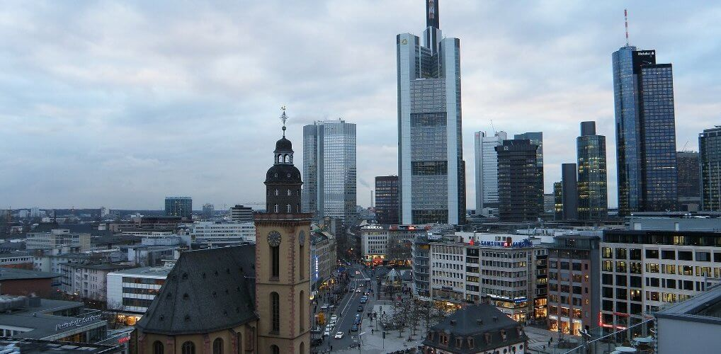 Dieselverbod in Frankfurt en Stuttgart in Duitsland