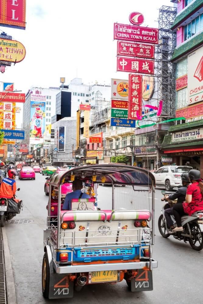 Dit moet je doen in Bangkok