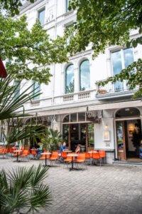 5x hip ontbijten in Antwerpen Hotel Pilar