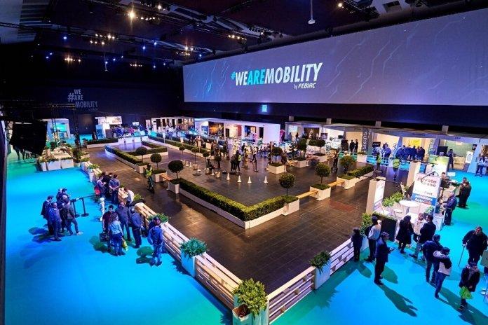 Bezoek VAB op het Autosalon op #WeAreMobility