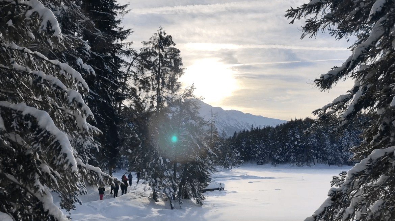 Wandelen in Tirol: Seefeld