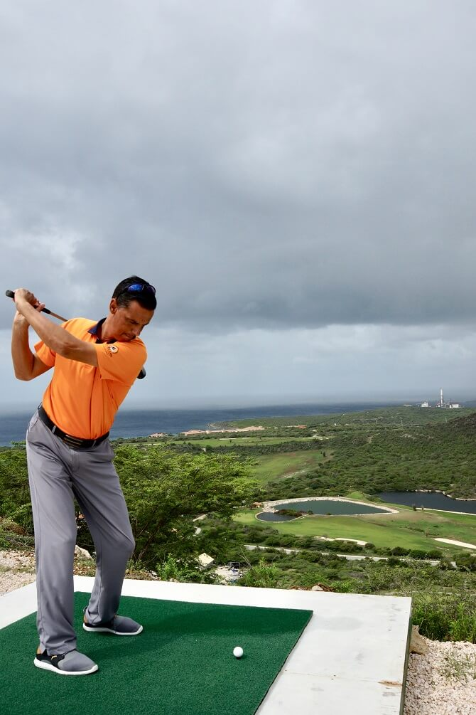Curaçao Santa Barbara Resort Golf